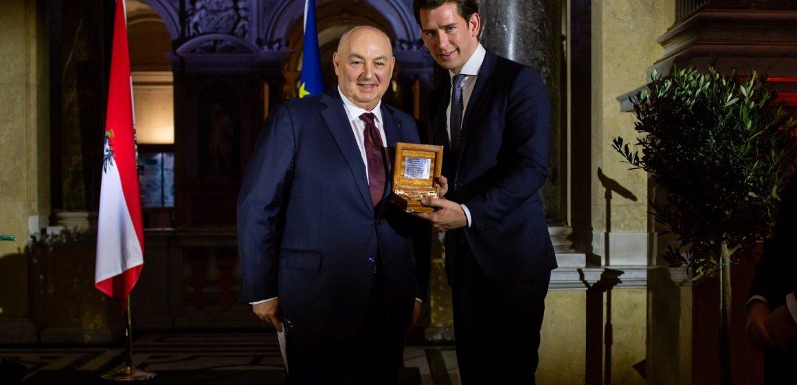 ЕЕК представил президенту Австрии рекомендации по борьбе с антисемитизмом
