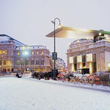 4 очевидных причин поехать зимой в Австрию