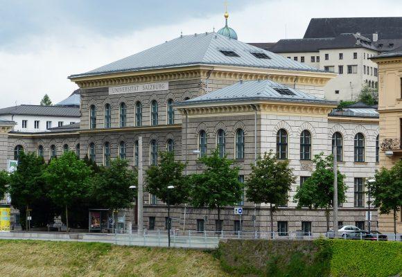 Universities of Austria. Salzburg.