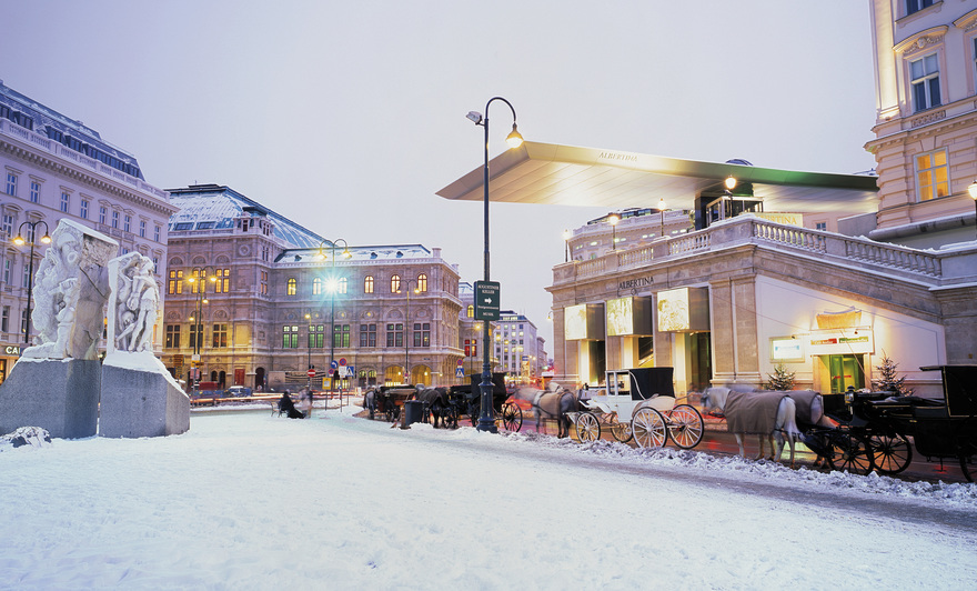 4 obvious reasons to go to Austria in winter