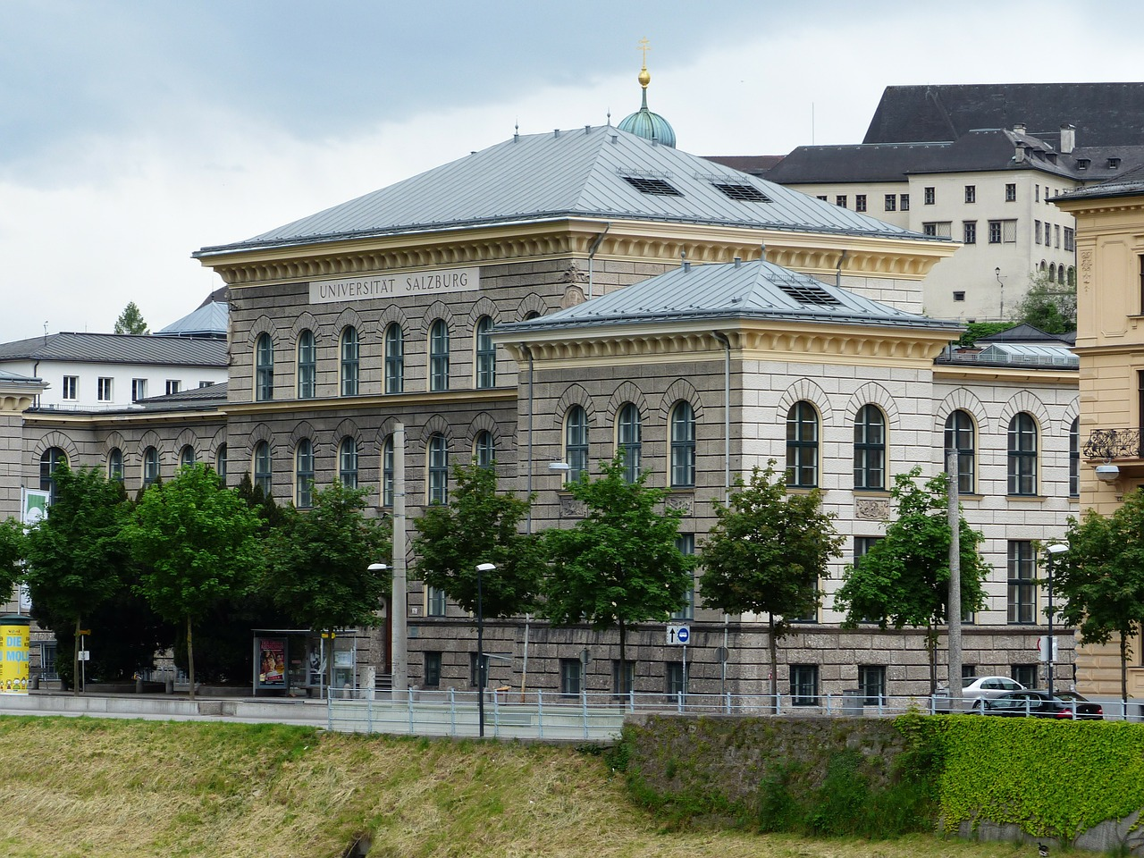 Университеты Зальцбурга Universities of Salzburg