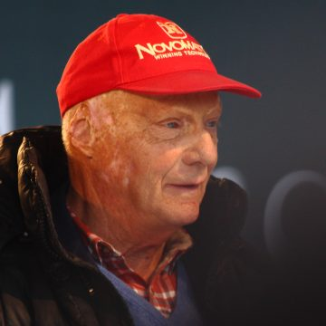Niki Lauda, the legend of Formula 1, one of the outstanding Austrians of our time, has died