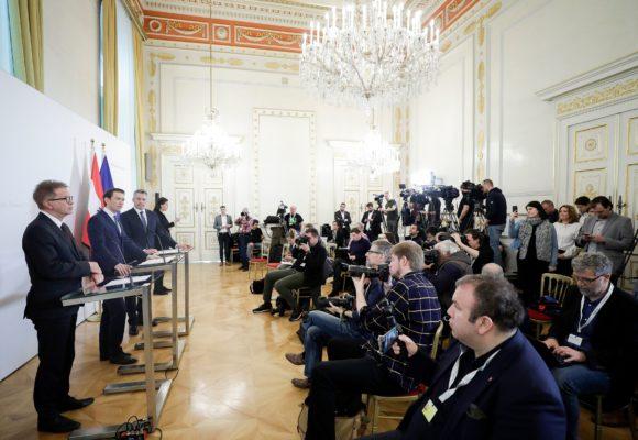 Австрия против пандемии – ясные слова внушают уверенность