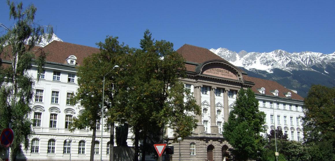Universities of Austria. Tyrol